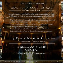 Dancing For Goodness' Sake Charity Ball
